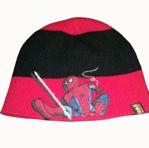 Spiderman Sense Boys Knit Hat Beanie OSFM